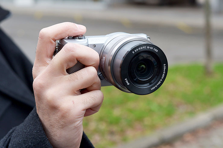 Sony Alpha a5000 quick review