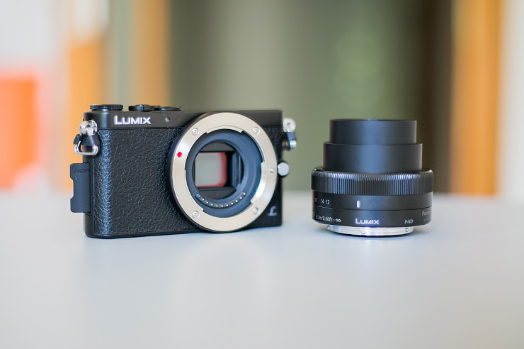 Panasonic Lumix DMC-GM1 review