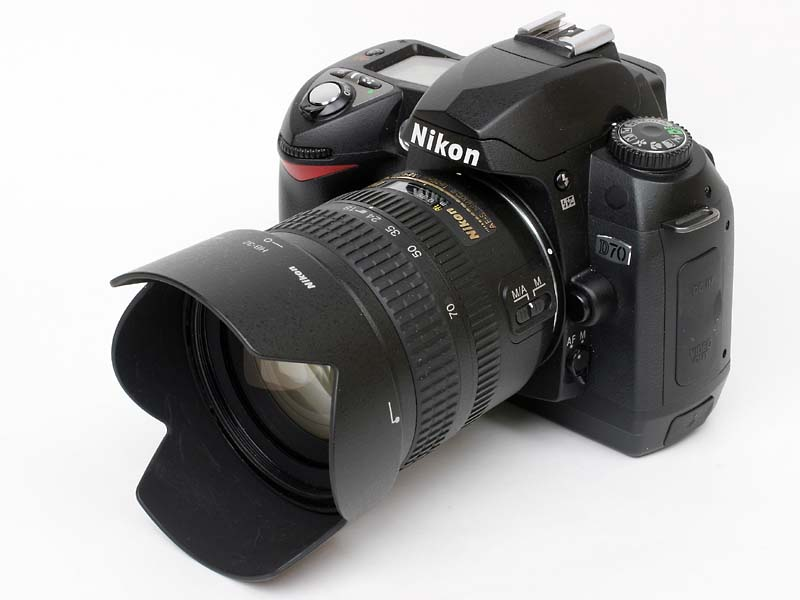 Download Nikon D100 manual pdf