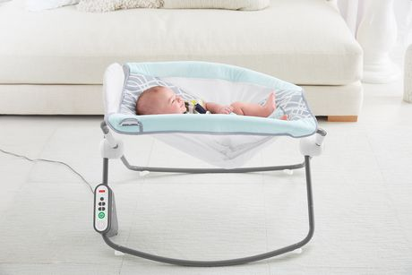 Fisher-Price Deluxe Newborn Auto Rock 'n Play Sleeper
