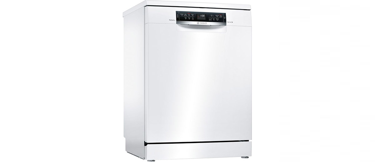 Bosch Series 6 dishwasher PDF manual
