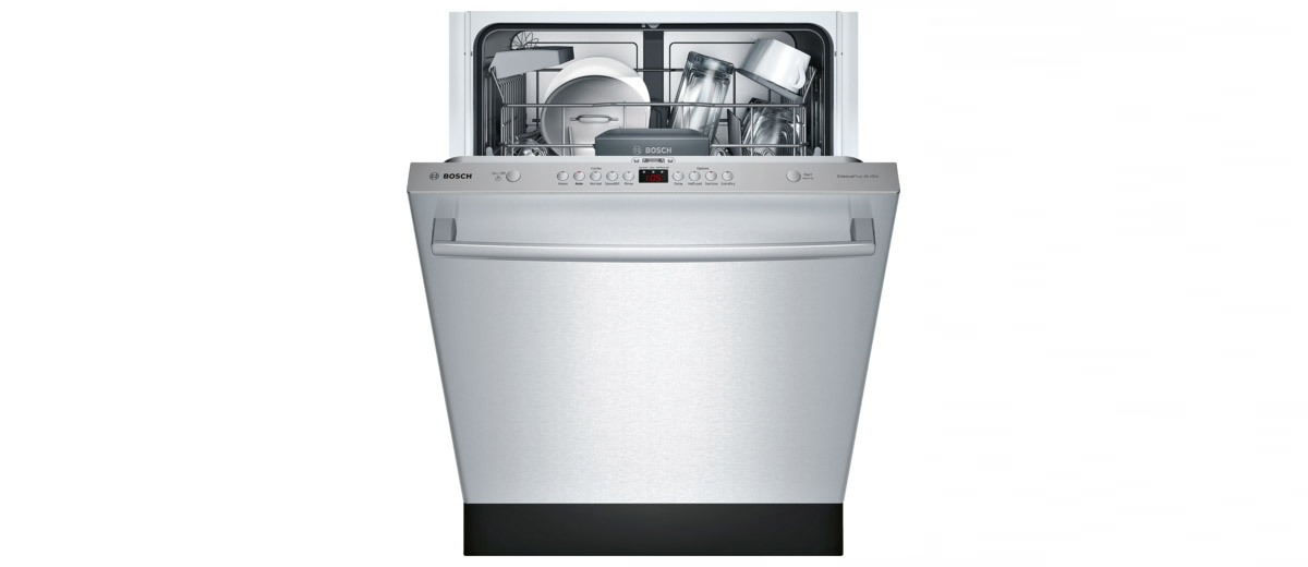 Bosch Silence plus 44 DBA manual