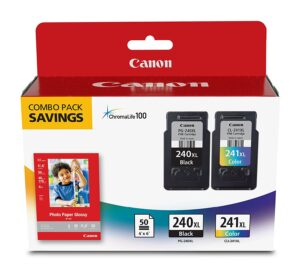 Canon PG-240XL and CL-241XL ink cartridges for Canon Pixma MG3500