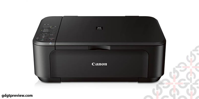Canon MG3200 PDF manual download for free
