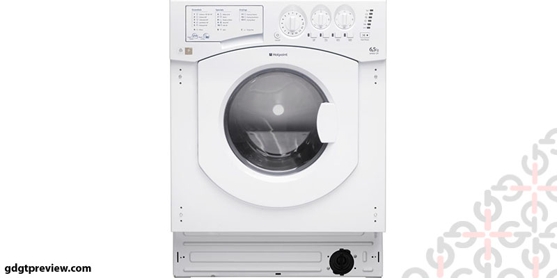 HOTPOINT Aquarius BHWD129 Integrated Washer Dryer PDF manual