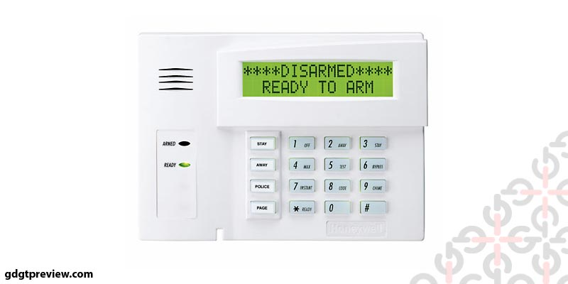 Honeywell ADEMCO 6150RF PDF manual