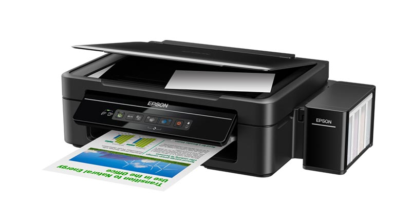 How to make an Epson printer print without black ink