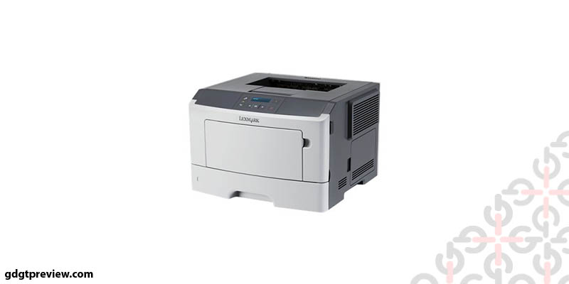 Lexmark MS312DN PDF Manual