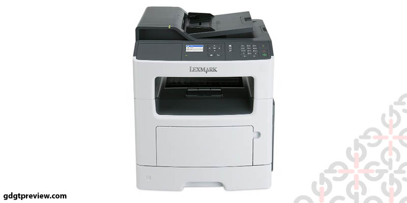 Lexmark MX310DN PDF Manual