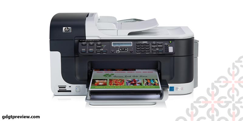 HP Officejet J6480 PDF Manual