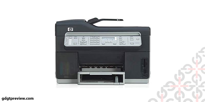 HP Officejet Pro L7580 PDF Manual