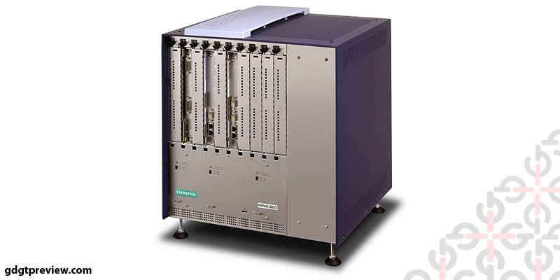 Siemens HiPath 3800 PDF Manual