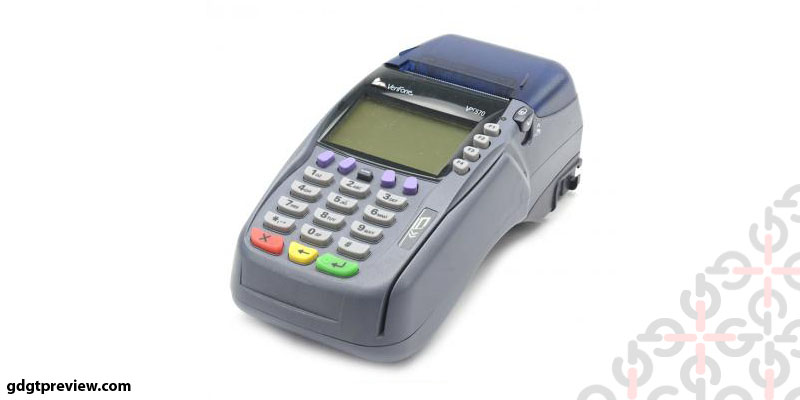 Verifone VX570 PDF Manual