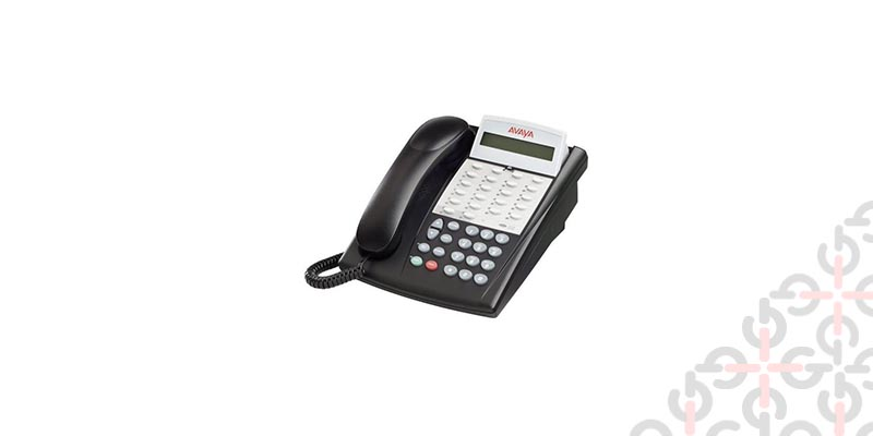 Avaya phone system manual partner 18d
