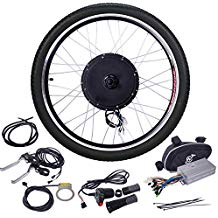 Jaxpety 48V 1000W rear wheel drive conversion kit