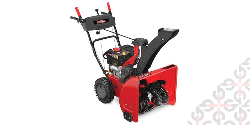 Craftsman 536886480 Snowblower User Manual