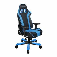 DX Racer Blue Gaming Chair