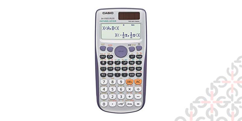 Casio FX-115ES Plus User Manual