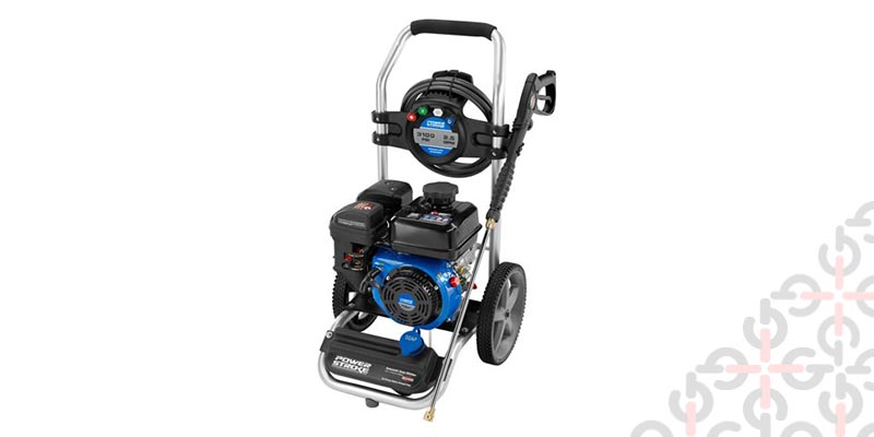 Powerstroke PS80996 3100 PSI Pressure Washer User Manual