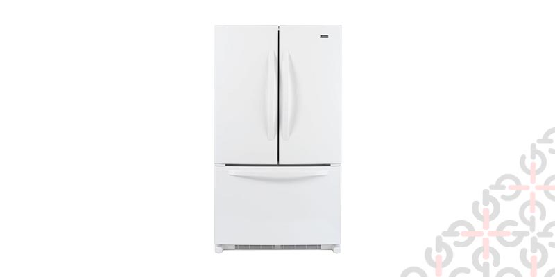 Kenmore Refrigerator Model 596 User Manual